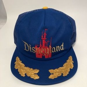 80s Disneyland Trucker SnapBack rescued reformed